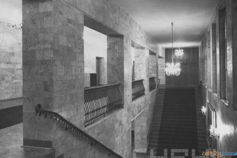 Izba Rzemieslnicza wnetrza 1969 [Witold Czarnecki Izba Cyryl] (4)  Foto: Witold Czarnecki / Izna Rzemieślnicza / Cyryl