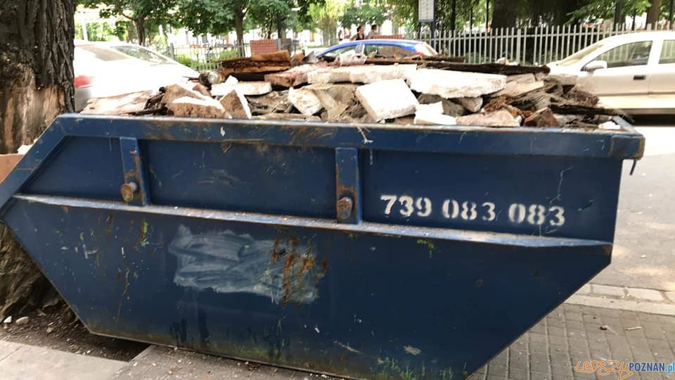 Pocisk na Zielonej Foto: fb / Garbary dawniej i dziś