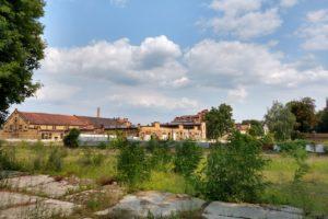 Stara Rzeźnia - Wzgórze Św. Wojciecha - park  Foto: