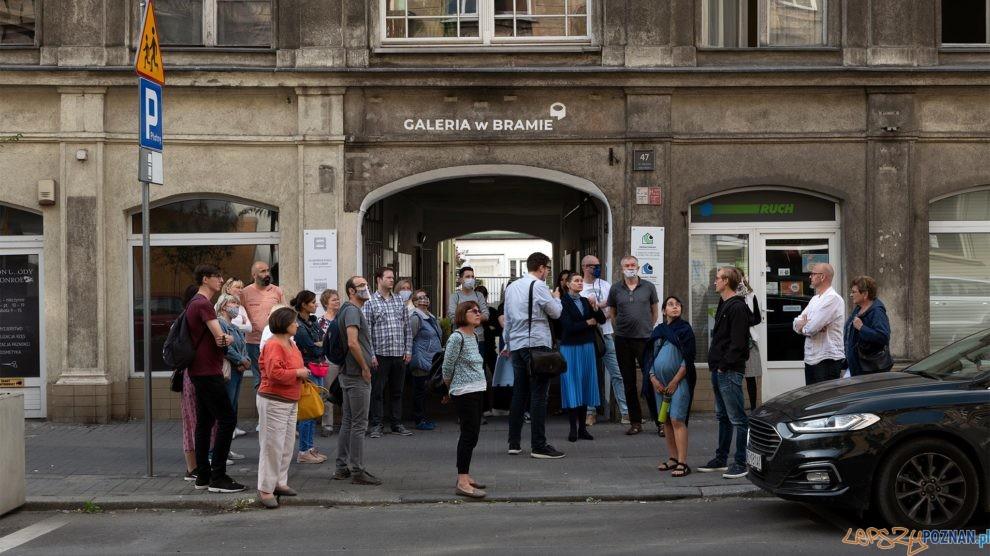 Garbary przechadzka  Foto: Marcin Muth