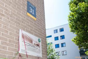 Warta Poznań - Rolna 31, miejsce byłego stadionu  Foto: materiały prasowe / Piotr Leśniowski / Warta Poznań