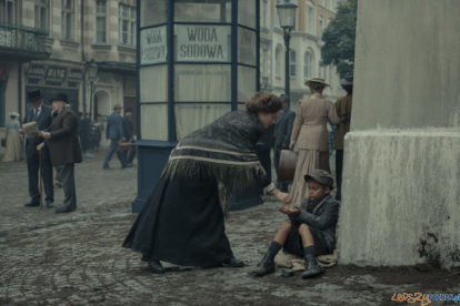Szewska film Pogrom 1905. Miłość i hańba (9)  Foto: Ola Grochowska / materiały prasowe