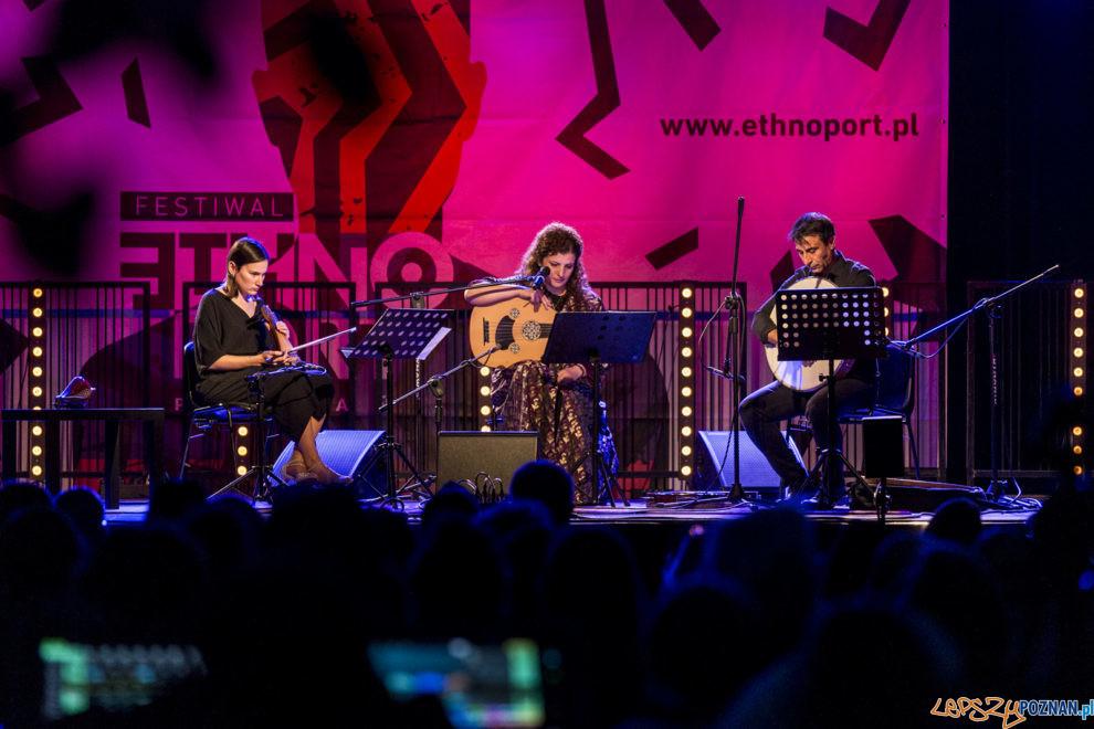 Ethno Port Festival 2021 - Waed Bouhassoun Syria  Foto: lepszyPOZNAN.pl/Ewelina Jaśkowiak
