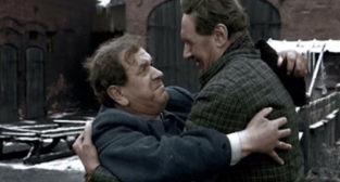 Kadr z filmu Sami swoi.  Foto: Kadr z filmu Sami swoi.