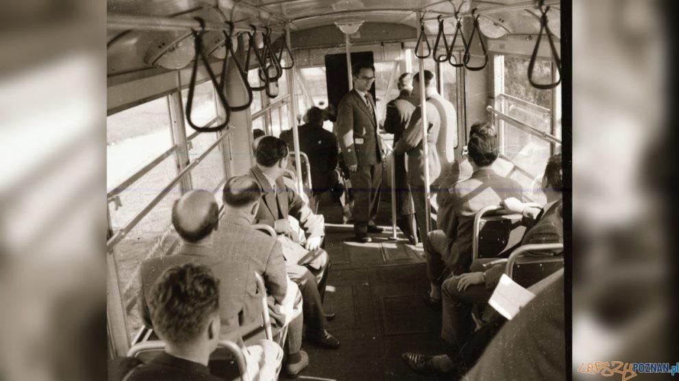 Tramwaj zmodernizowany  N 1961 - wnetrze [MPK]  Foto: MPK Poznań